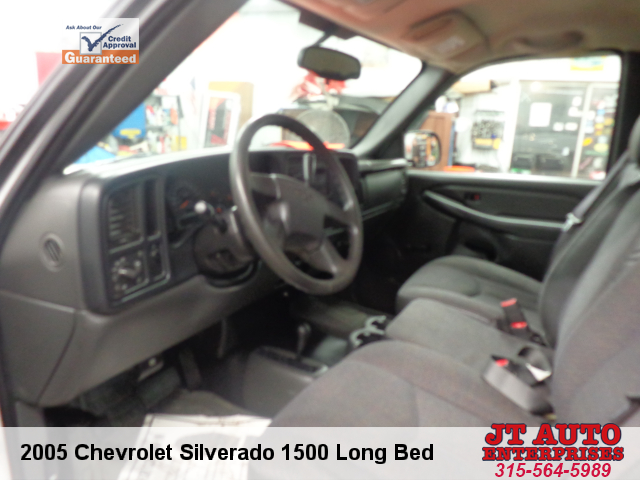 2005 Chevrolet Silverado 1500 Short bed