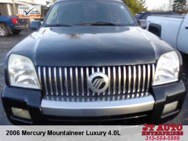 2006 Mercury Mountaineer Luxury 4.0L