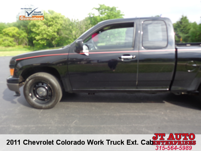 2011 Chevrolet Colorado Work Truck Ext. Cab