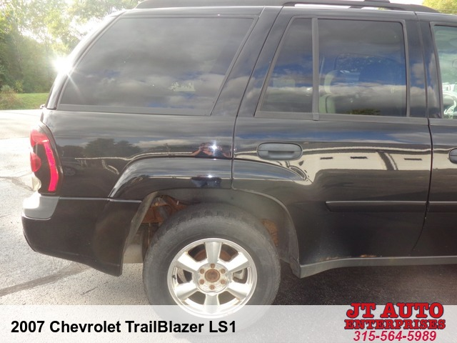 2007 Chevrolet TrailBlazer LS1