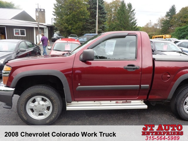 2008 Chevrolet Colorado Work Truck
