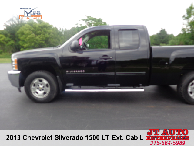 2013 Chevrolet Silverado 1500 LT Ext. Cab Long Box